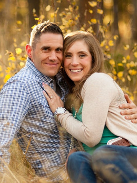 Engagements: Katie Allston & Charles Hayes