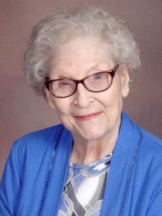 Dorotha Jean Carter