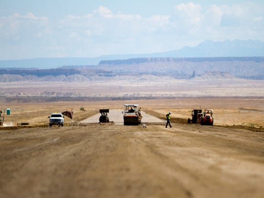 The runway at the Shiprock Airstrip will be closed for the entirely of a renovation project.