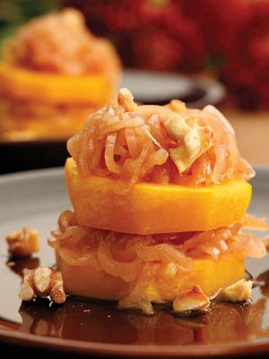 Fall is here and that means the perfect time to enjoy winter squash