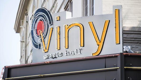 Vinyl Music Hall.