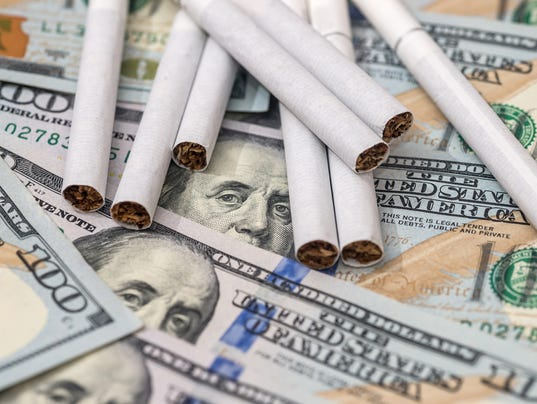 smokers and the tax This year, no single group lost more than smokers and the including a 40 percent e-cigarette tax that wallace mckelvey may be reached at wmckelvey@pennlive.