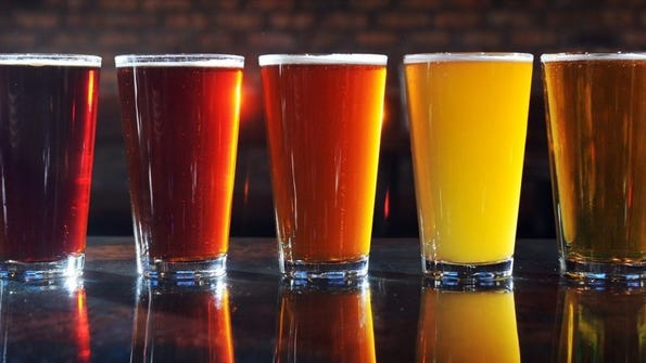 TORIN HALSEY/TIMES RECORD NEWS Craft Brew Week will culminate with the Tornado Alley Craft Beer Tasting May 7 at the J.S. Bridwell Agricultural Center.