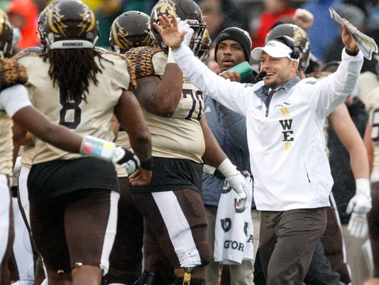 NCAA Football: Western Michigan at Toledo