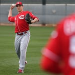 Cincinnati Reds pitcher Homer Bailey hoping to put frustration behind him