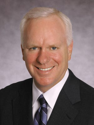 Former Scripps Networks executive John Lansing is now CEO of the Broadcasting Board of Governors