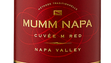 One of Mumm Napa's most sought after wines, Cuvée M