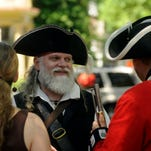 The New Jersey Sea Dogs will perform sea shanties at Indian King Tavern and Museum Saturday.