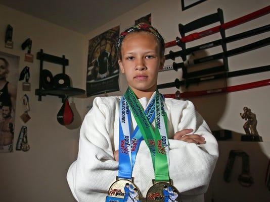 Judo Gianna Cilenti