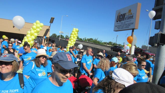 Union Gospel Mission's Walk for Hope and Fun Run takes place Saturday, June 11.
