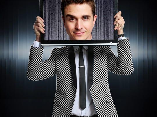 Magician Adam Trent
