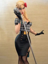 Black Canary bombshell