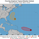 Tropical depression possible before end of week; NHC monitoring tropical wave off Africa