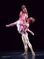 The full-length ballet features new costumes, sets and more.