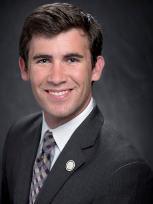 LSU senior Zachary Faircloth, a native of Pineville, has been named a finalist for the prestigious Rhodes Scholarship.