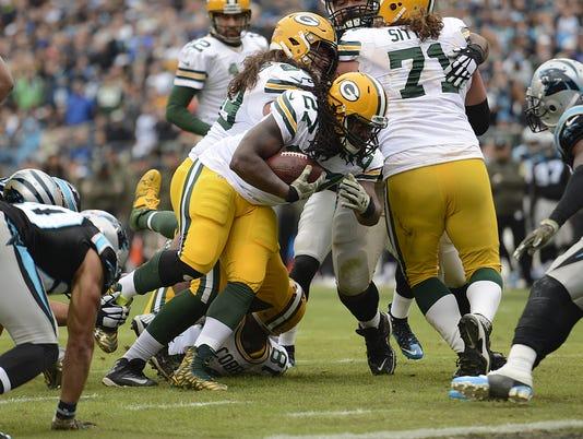 GPG ES Packers vs Panthers 11.8.15