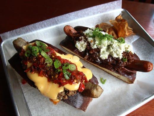 Gourmet Hot Dogs In New Brunswick