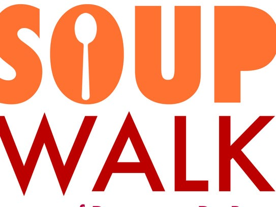 Downtown Soup Walk is Oct. 3.