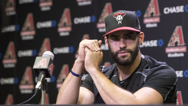 Could J.D. Martinez return to the Arizona Diamondbacks?