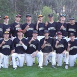 The Howell baseball team won the Lakes Conference championship for the first time on Monday, beating Lakeland, 4-2.