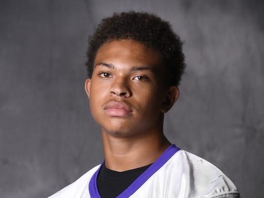 Cane Ridge linebacker Jahsun Bryant