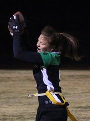 The Virgin Valley flag football is 12-3 this season heading into Tuesday's home game against Desert Pines