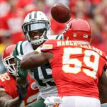Jets' Marshall: We need to make plays in red zone