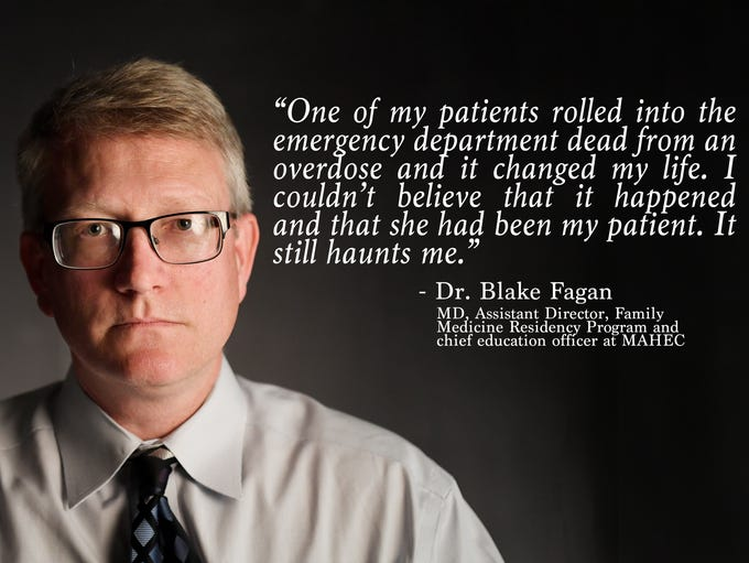 Blake Fagan, MD, Assistant Director, Family Medicine