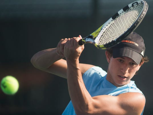 High School Tennis: Essex vs. St. Johnsbury