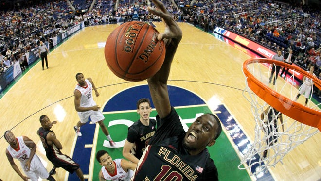 Former Florida State forward Okaro White averaged 8.2 points per game for the Memphis Grizzles during the NBA Summer League in Orlando.