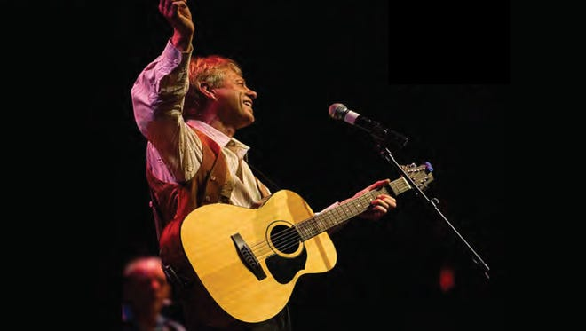 Tom Becker will perform as John Denver for two nights at the Crest Mountain Dinner Show.