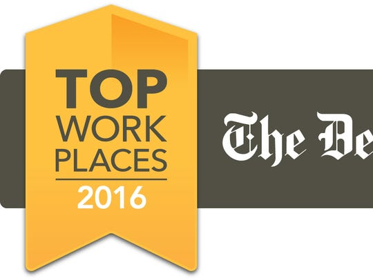 2016 Top Workplaces