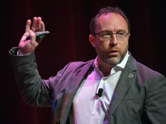 Wikipedia founder Jimmy Wales will speak on democracy and the Internet during a lecture Monday at Purdue University.