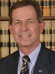 Brad Johnson, chairman of the Montana Public Service Commission