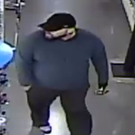 Authorities believe this man, who robbed the Dollar General Store on East Raccoon Valley Road on Monday night is the same man who attempted to rob the Rocky Top Market on East Emory Road early Wednesday.