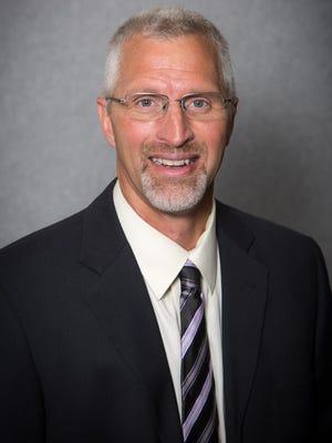 New University of Wisconsin-Whitewater football coach Kevin Bullis.