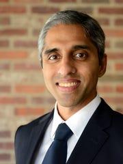 Vivek Murthy, an internal medicine physician, was the