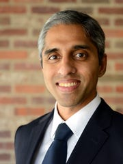 Vivek Murthy, an internal medicine physician, was the 19th U.S. Surgeon General.