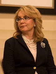 The panel calling for a more civil public was just the most recent visit to Washington for former Arizona Rep. Gabby Giffords, who continues to recover from a 2011 shooting in Tuscon.
