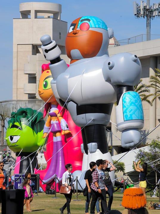 Comic-Con (2)