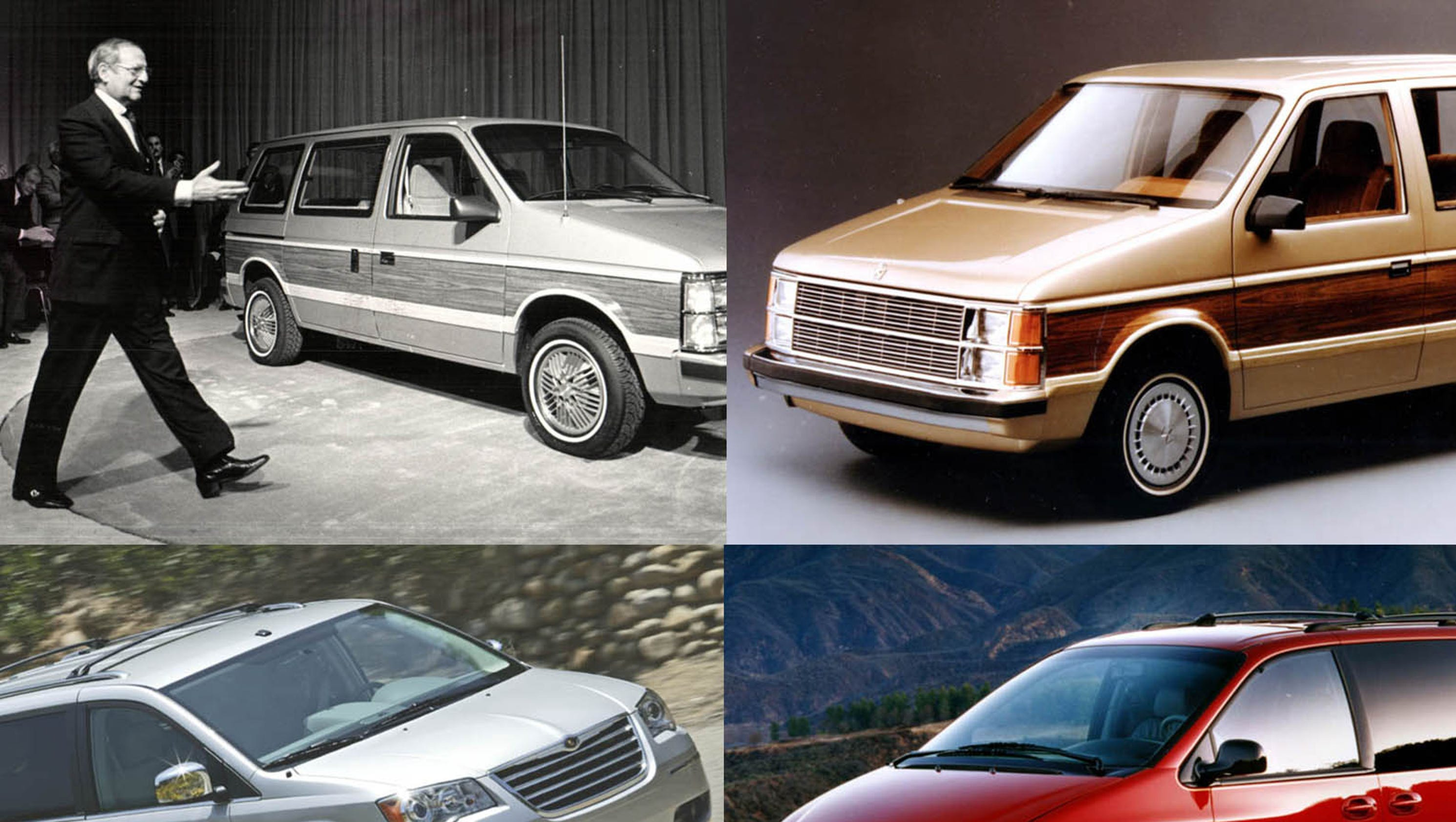chrysler 39 s minivans through the years. Black Bedroom Furniture Sets. Home Design Ideas