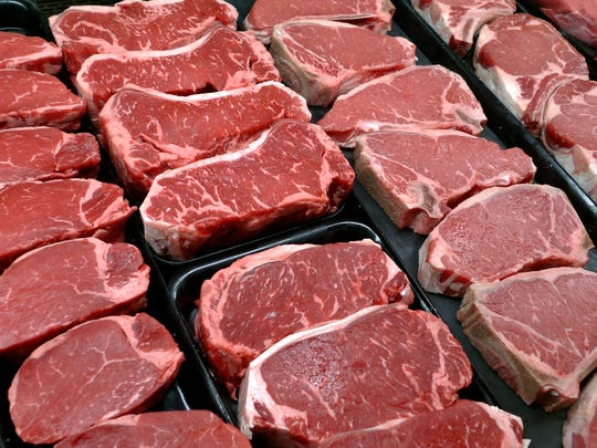 Just as toilet paper and bleach are beginning to creep back onto retail shelves, there's word of another shortage in the making: beef