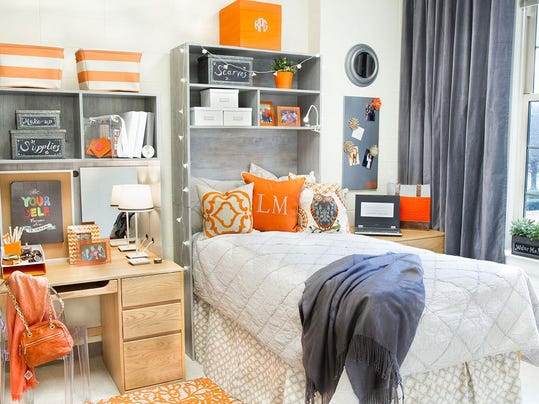 Best tips for decorating dorm rooms with style, storage
