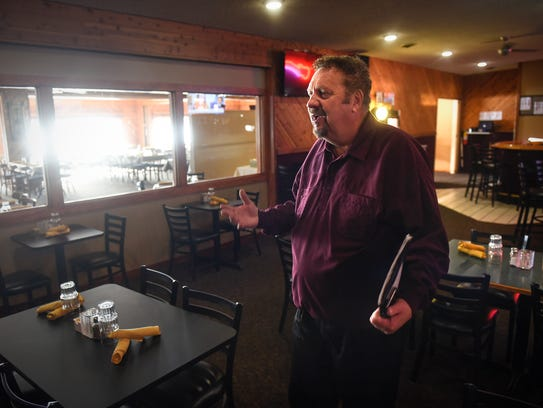 Mike Dols talks about how the lounge area has been