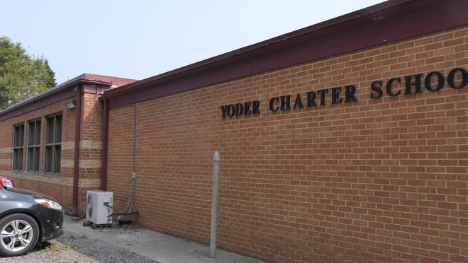 Yoder Charter School in Yoder.