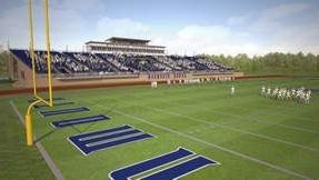 The West Long Branch Zoning Board approved Monmouth University's proposed stadium upgrade on Thursday evening. The school expects to have construction complete for the 2017 season-opener