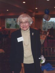 Renée Brilliant, a pediatrician known for her work locally and abroad in Arica, has died. She was 90.