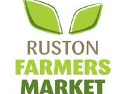 Ruston Farmers market