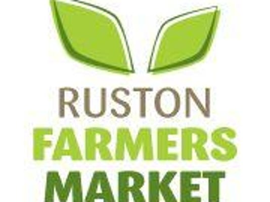 Ruston Farmers Market logo small