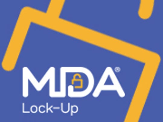 MDA Lock-Up is 11 a.m. to 2 p.m. June 30 at Robinson Film Center.